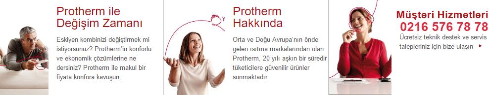 Protherm Yetkili Servis